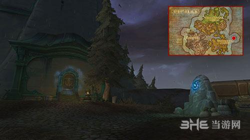 魔兽世界托尔达戈入口图片