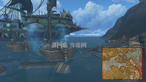 魔兽世界围攻伯拉勒斯入口图片