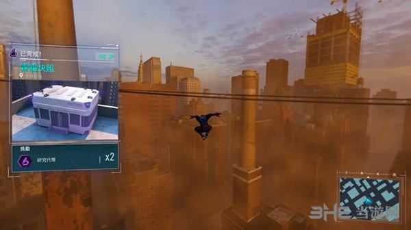 漫威蜘蛛侠游戏截图3
