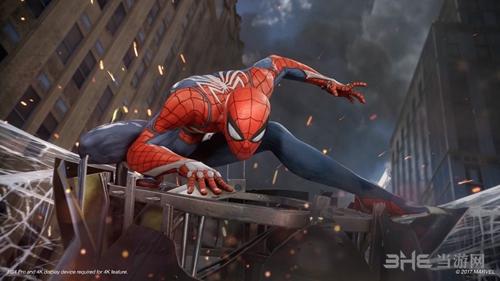 漫威蜘蛛侠截图1