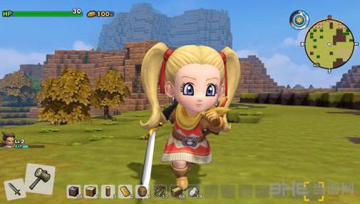 勇者斗恶龙:建造者2游戏截图3