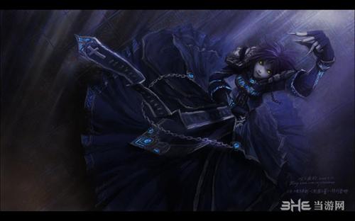 魔兽世界牧师游戏图片