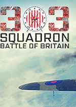 303中�:不列�之��(303 Squadron Battle of Britain)PC�R像版v1.5