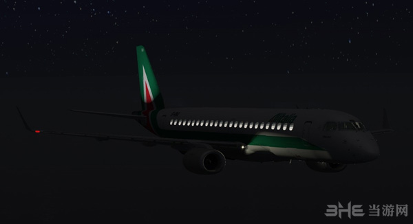 侠盗猎车手5巴西E190客机MOD截图2