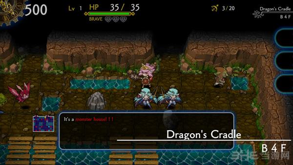 龙之牙:龙者杜兰与时之迷宫截图3
