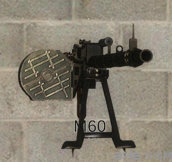 求生之路2德国气冷马克沁机枪MOD截图2