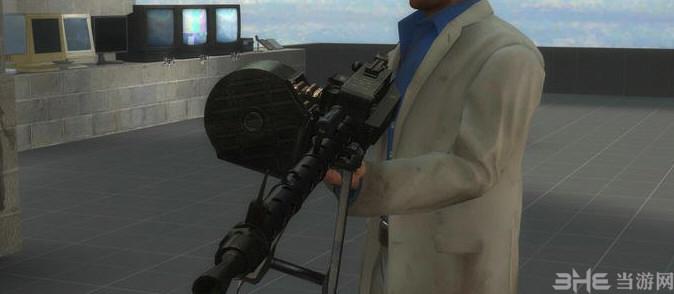 求生之路2德国气冷马克沁机枪MOD截图4