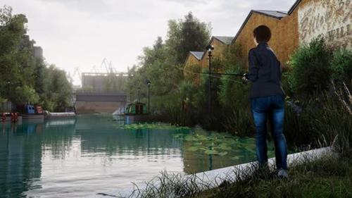 钓鱼模拟世界截图1