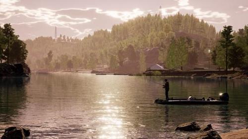 钓鱼模拟世界截图2
