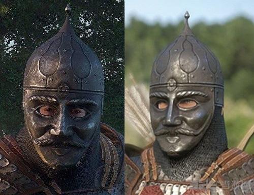 上古卷轴5天际胡子头盔在制品MOD截图0