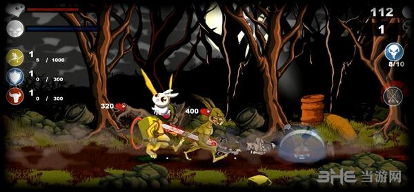 兔子战斗竞技场截图2