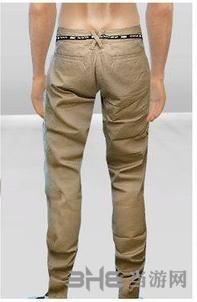 模拟人生4男士工装裤MOD截图0
