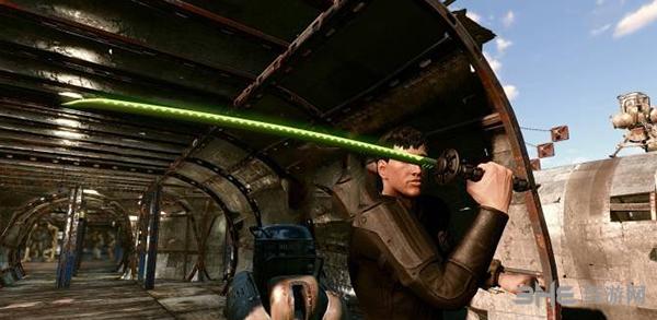 辐射4刺客四剑MOD截图0