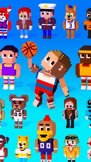 方块篮球截图3