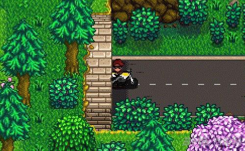 星露谷物语马替换为摩托车MOD截图0