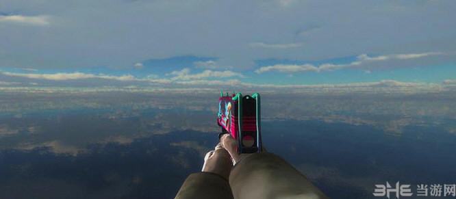 求生之路2CSGO霓虹骑士MAC10消音版冲锋枪MOD截图3