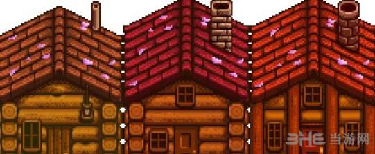 星露谷物语多人游戏房屋季节性外观MOD截图0