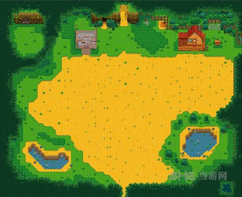 星露谷物语更多的森林牧场MOD截图0