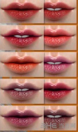 模拟人生4女性润色唇膏MOD截图0