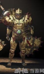 怪物猎人世界苍白恐暴龙套装MOD截图0