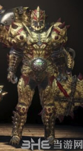 怪物猎人世界苍白恐暴龙套装MOD截图1