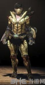 怪物猎人世界苍白恐暴龙套装MOD截图2