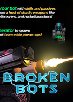 战破机装(Broken Bots)PC硬盘版
