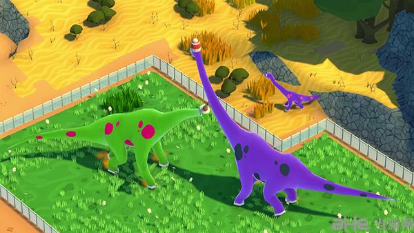 恐龙公园截图3