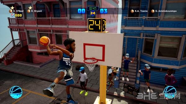 NBA2K欢乐竞技场2截图1