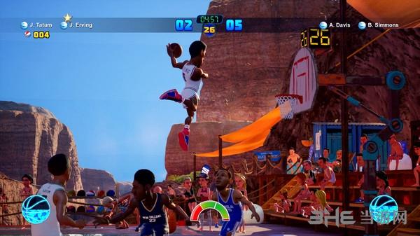 NBA2K欢乐竞技场2截图2