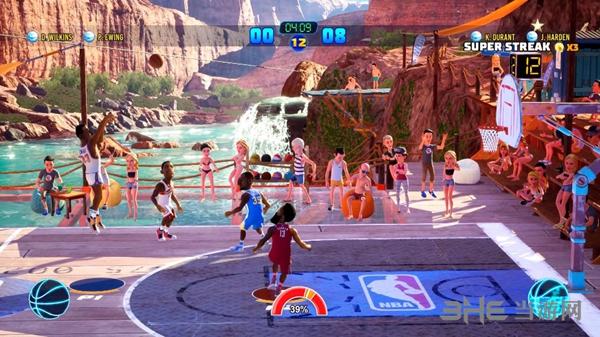 NBA2K欢乐竞技场2截图3