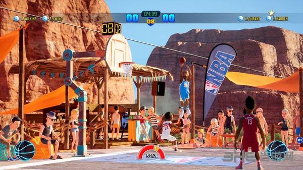 NBA2K欢乐竞技场2截图5