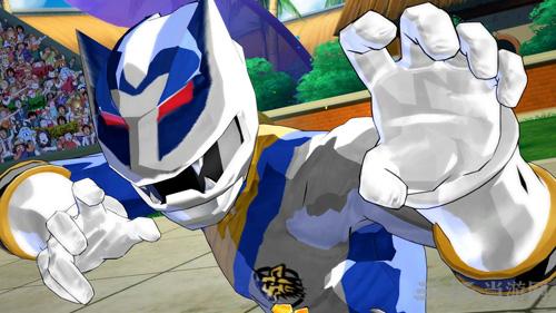 龙珠斗士Z忍风战队破里剑银MOD截图0