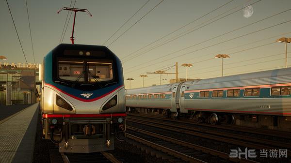 模拟火车世界截图0