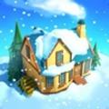 雪城冰雪村庄世界