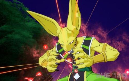 龙珠斗士Z黄金比鲁斯MOD截图2