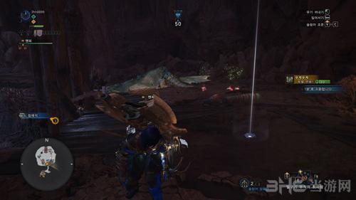 怪物猎人世界特殊物品提示光柱MOD截图2