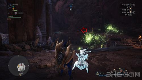 怪物猎人世界特殊物品提示光柱MOD截图3