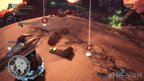 怪物猎人世界特殊物品提示光柱MOD截图4