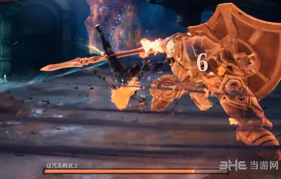 暗黑血统3诅咒圣殿武士游戏图片