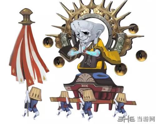 侍魂胧月传说地藏图片2