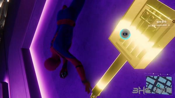 漫威蜘蛛侠游戏截图5