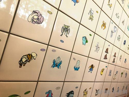 宝可梦浴室照片2