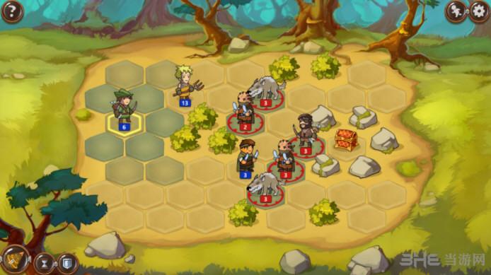 骑士传奇游戏截图1