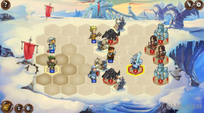 骑士传奇游戏截图2