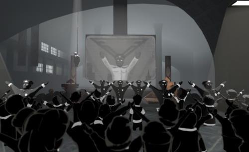 旁观者2游戏宣传图