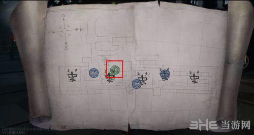 第五人格疯人院平面图攻略 室内地图白沙街疯人院详解