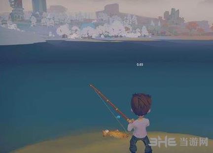 波西亚时光钓鱼图1