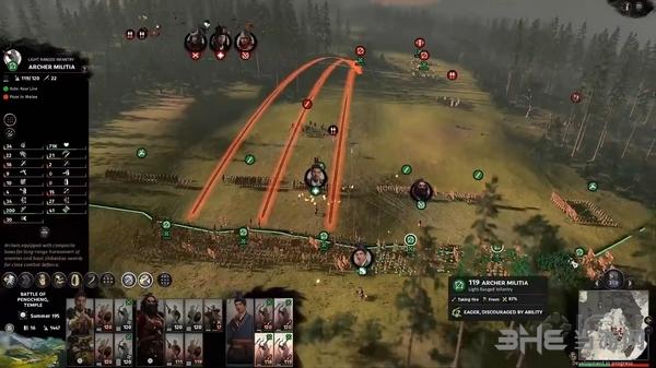 三国全面战争游戏截图4