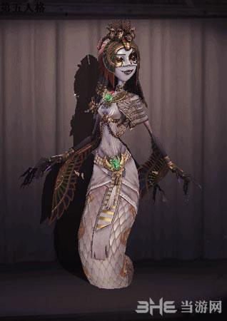 第五人格梦之女巫瓦姬特皮肤怎么得 瓦姬特时装属性图鉴